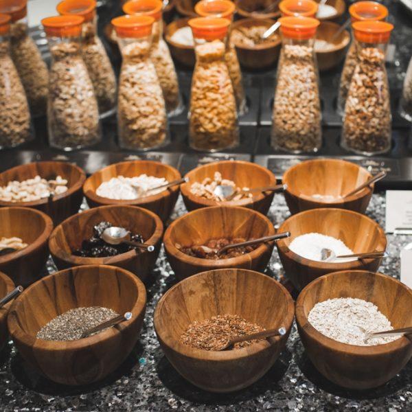 Müsli und andere Cerealien