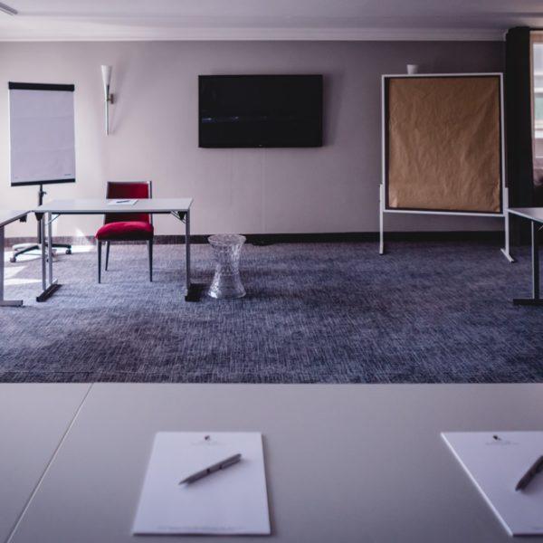 Präsentationsmittel bei Tagungen und Events